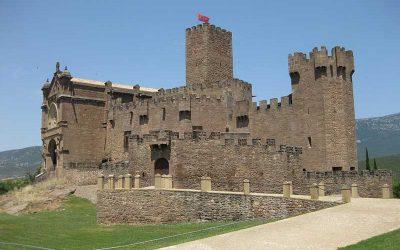 El Castillo de Javier en Navarra
