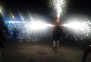 Fiestas patronales de Urroz villa, 14 de agosto